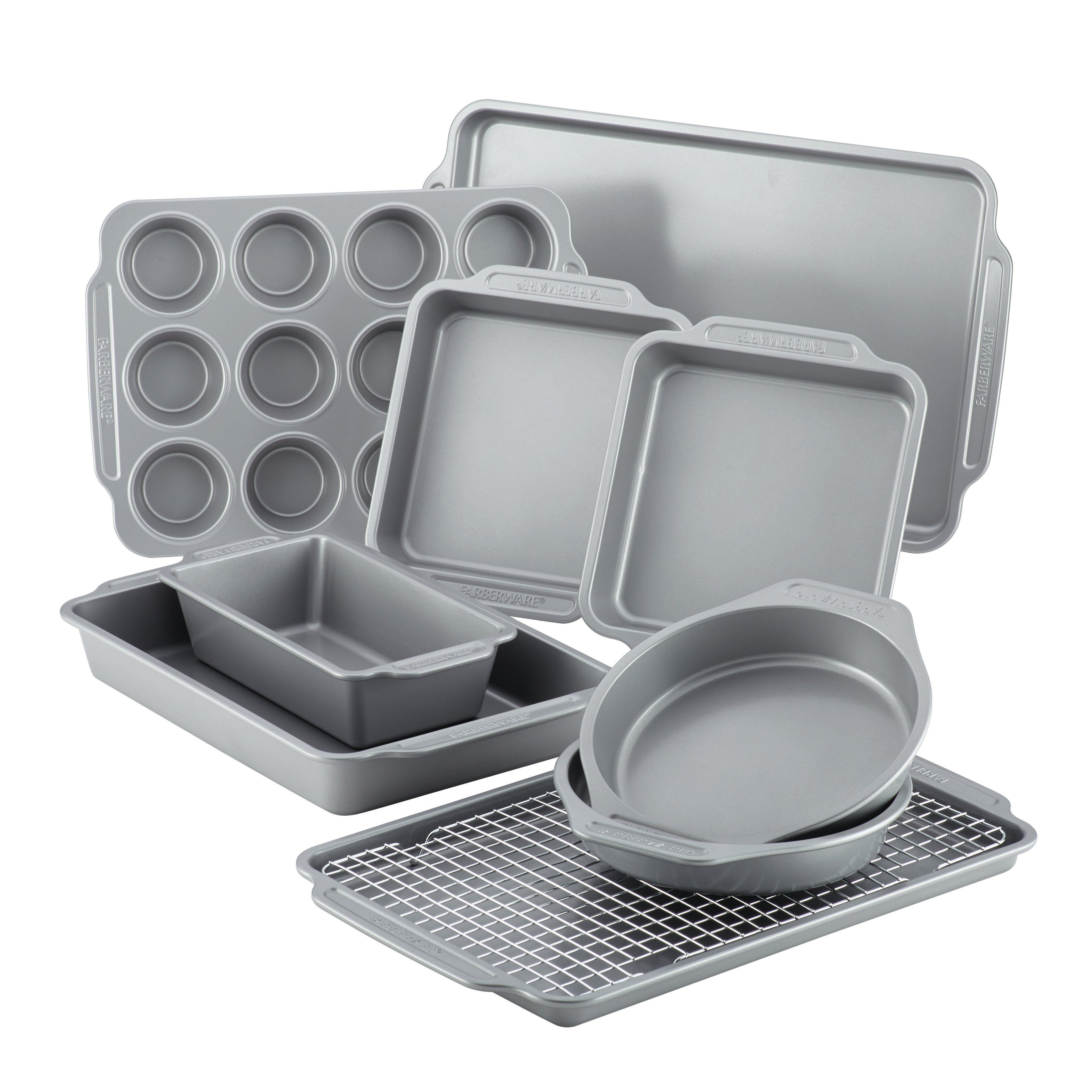 Mcclary Tiered Stand Bakeware Baking Pans Cake Pans
