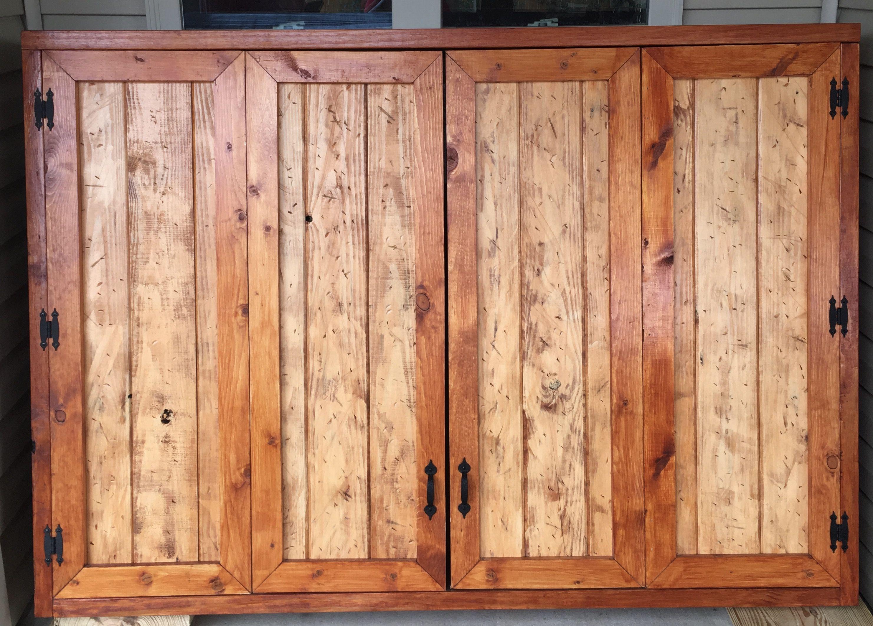 bi fold kitchen cabinet doors rustic pendant lights outdoor tv with building plan in