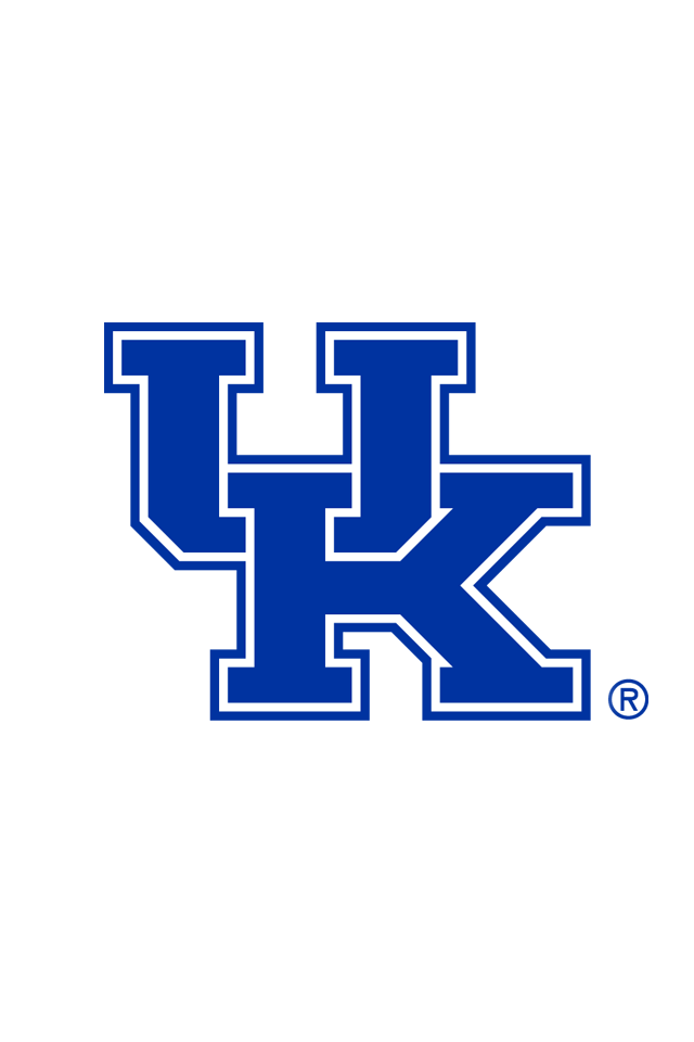 Get A Set Of 12 Officially Ncaa Licensed Kentucky Wildcats Iphone Wallpapers Sized Precisely Kentucky Wildcats Logo Kentucky Wildcats Basketball Wildcats Logo