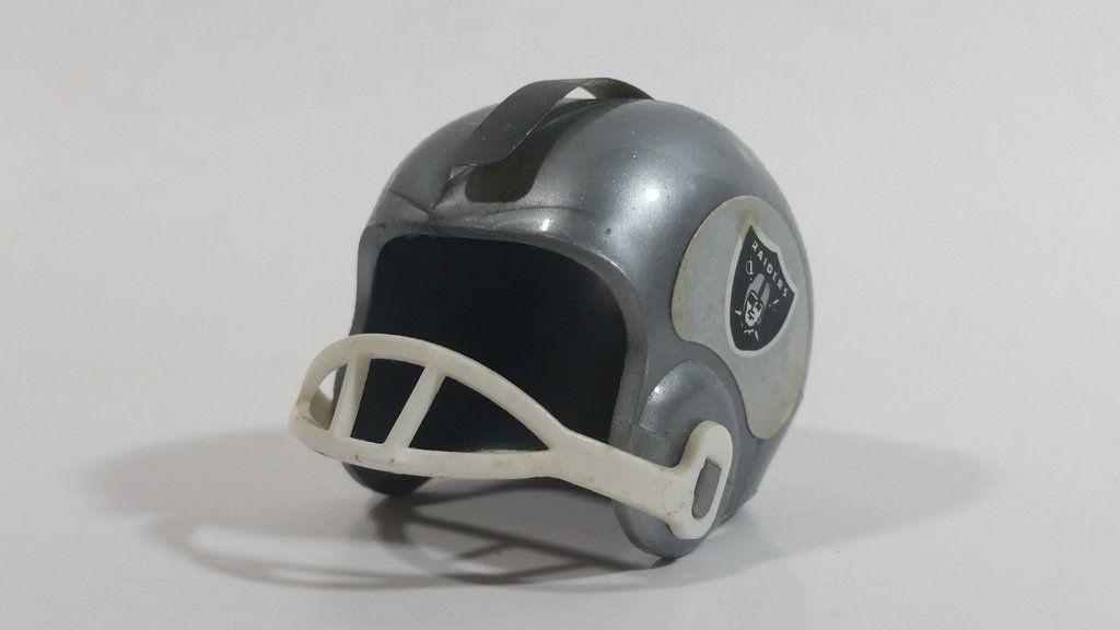 Vintage Opi Oakland Raiders Nfl Team Gumball Miniature Mini Football Helmet Mini Football Helmet Football Helmets Mini Footballs