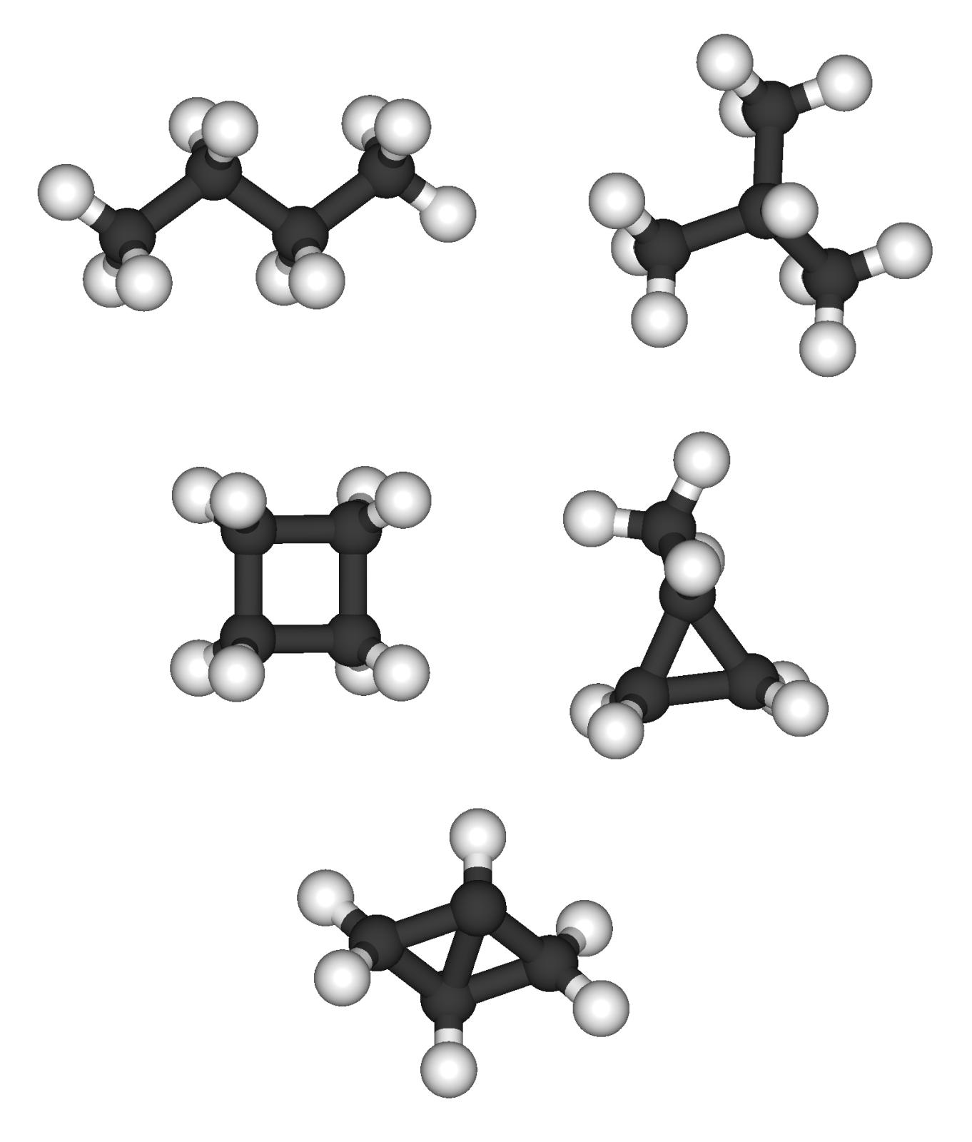 organic compound alcohols into prymidines animations