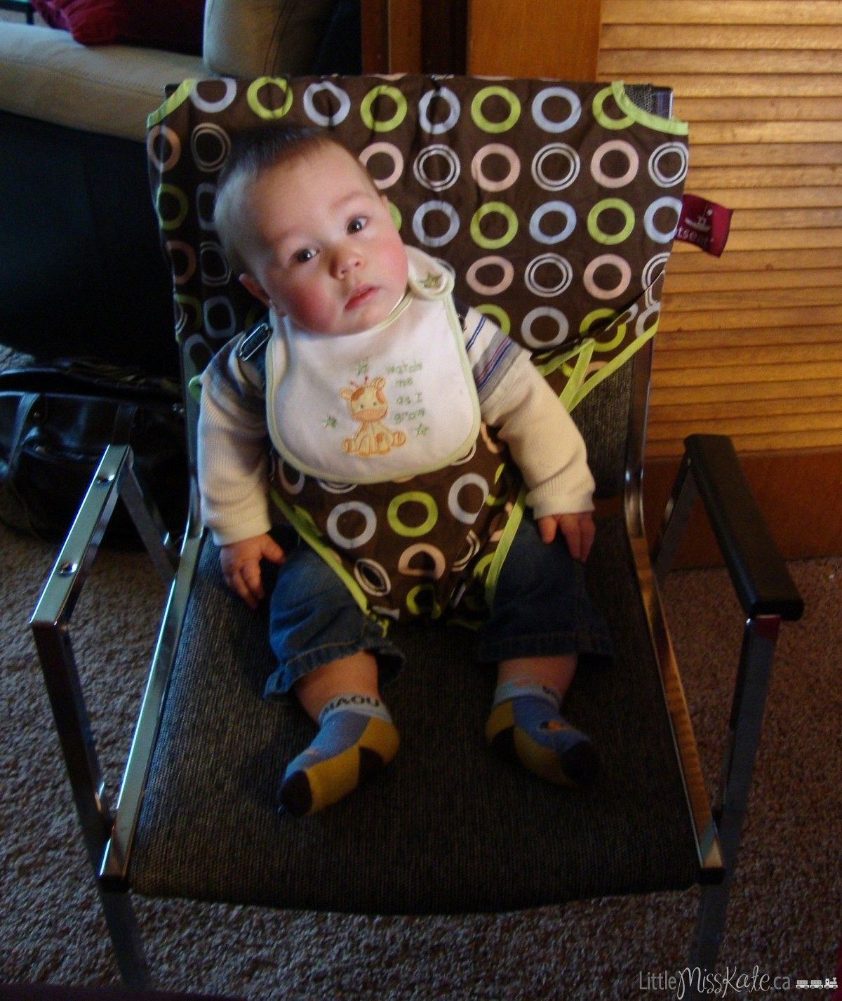 Review - Totseat Portable High Chair - ***Coupon Code ...