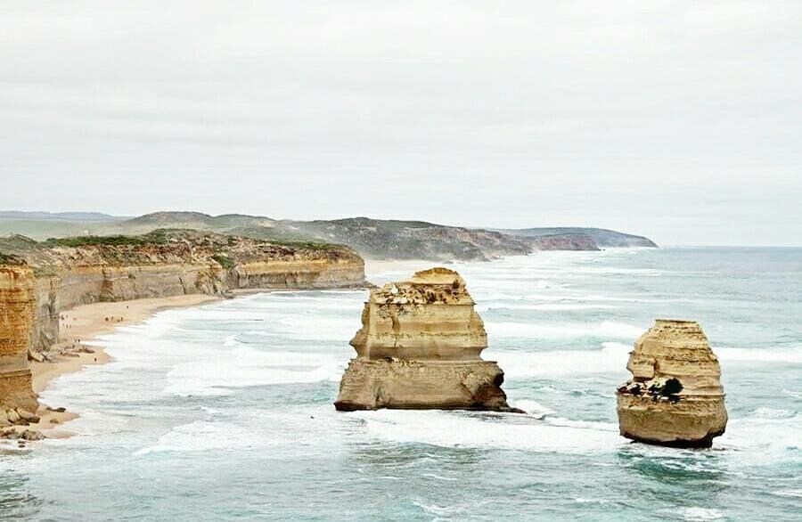 Memories never die #australia #victoria #southcoast #greatoceanroad #twelveapostles #sea #photographie by tinejkt