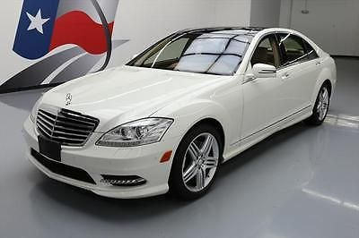2013 Mercedes Benz S Class 4matic Sedan 4 Door 2013 Mercedes Benz