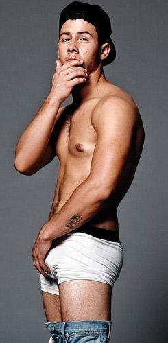 underwear Nick jonas