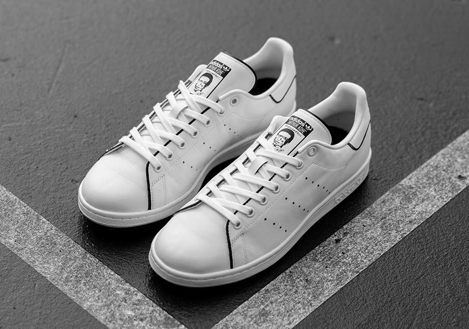 Release X Adidas Ashe To Part Shoes Up An Arthur Shoe Stan Smith nOZFX6Z