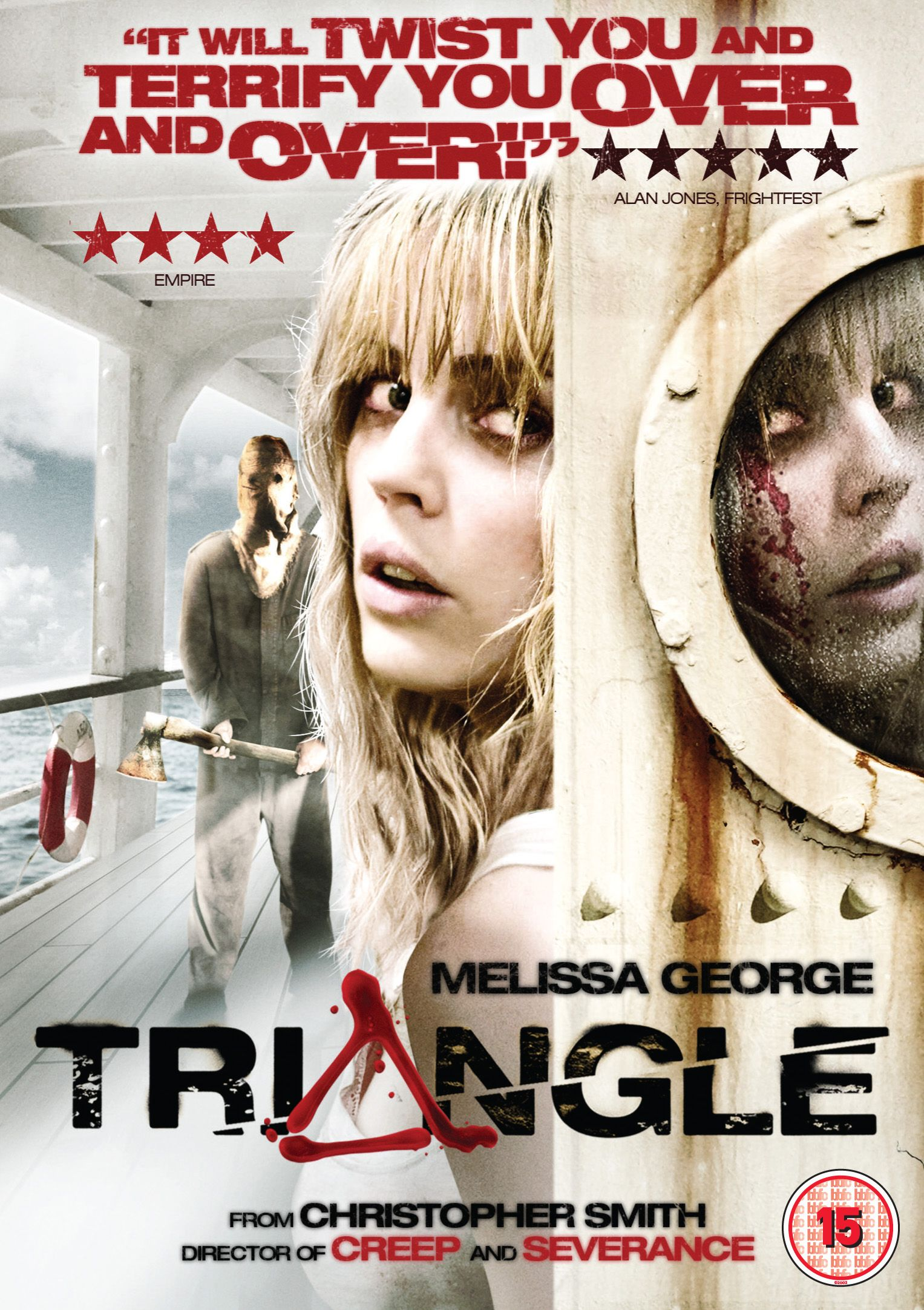 Triangle 2009 One Of The Weirdest Movies I Have Ever Seen