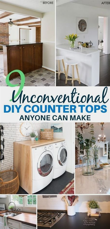 The Best Advice For Home Improvement Projects Diy Countertops