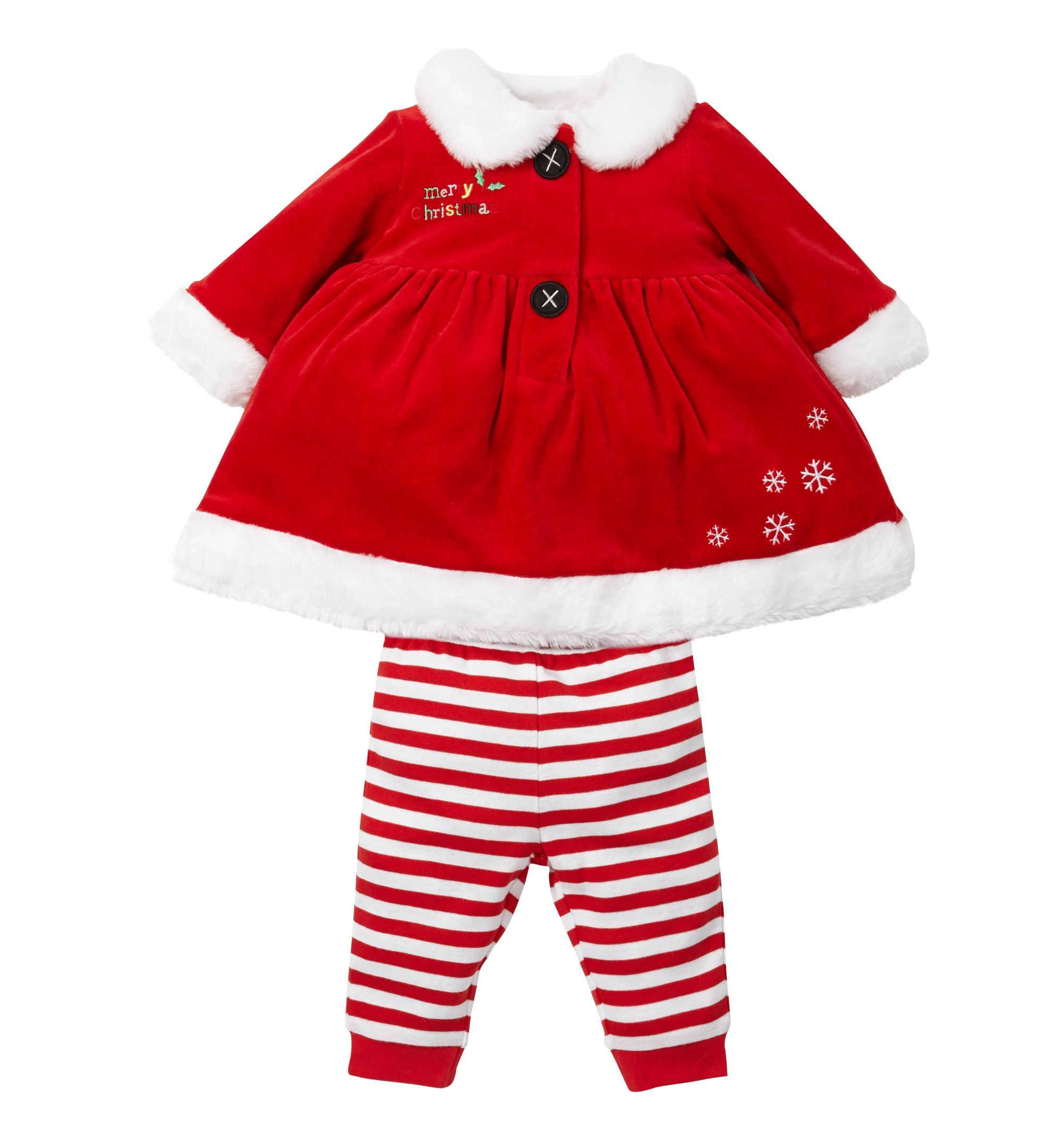 Mrs Santa Dress Up Outfit Baby world Pinterest