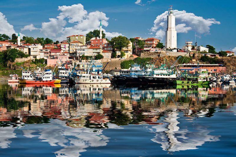 A Morning At Rumeli Feneri Istanbul Istanbul Turkiye Atlar