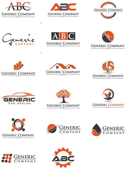 Required Reading Generic Logo Design Logos
