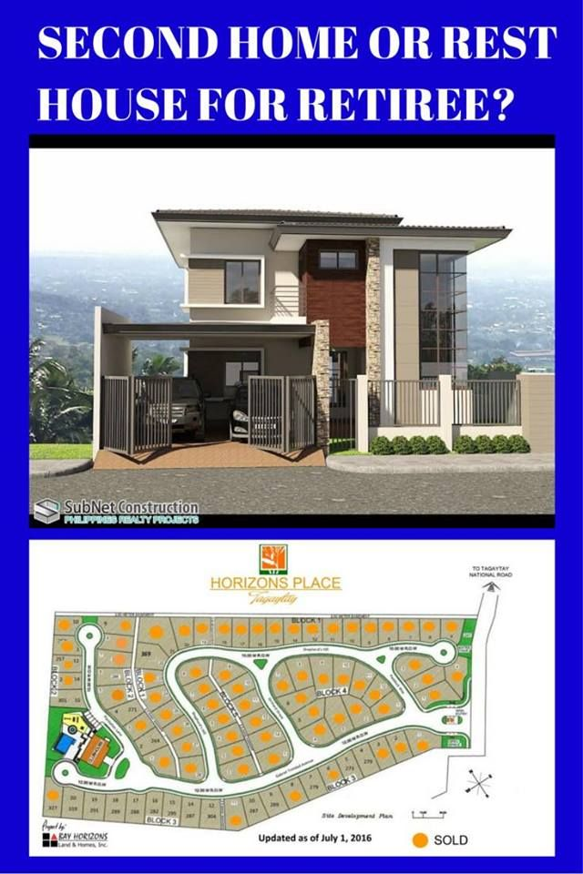 LOT FOR SALE PLUS HOUSE CONSTRUCTION (PACKAGES) Lot Price: 3,024,000 House  Price: