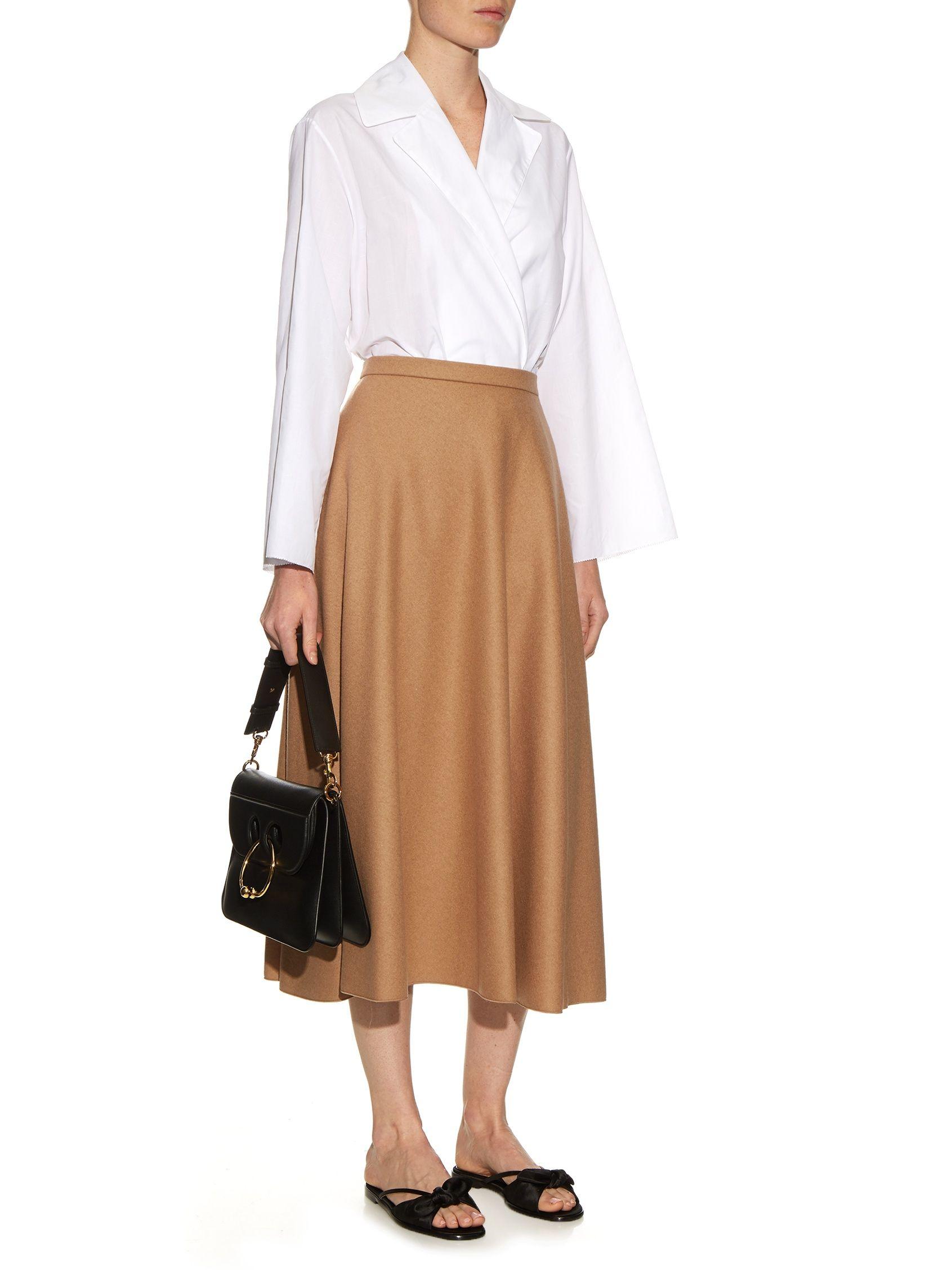 8bd6182f45 Pontile skirt | Max Mara | Fashion | Max mara, Fashion, Skirts