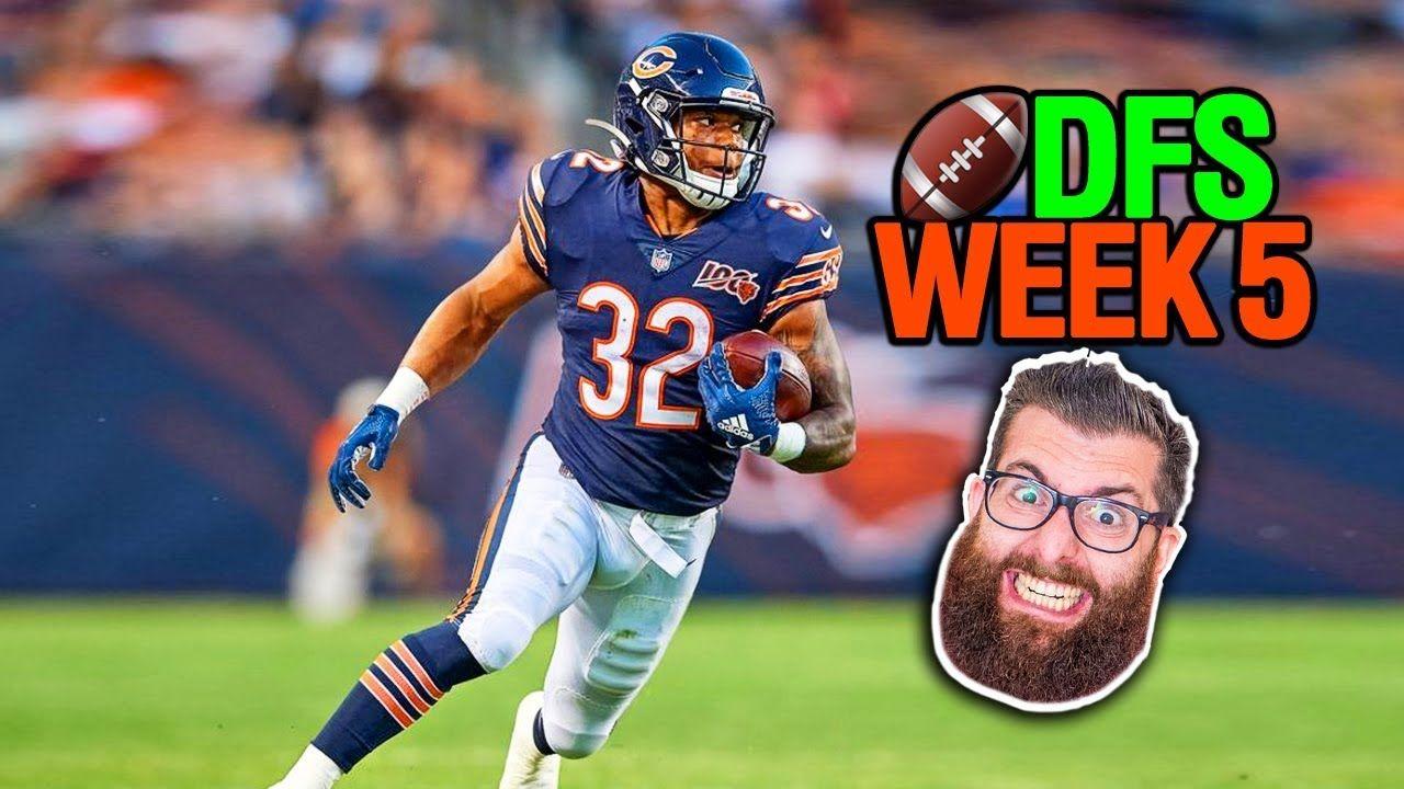 My top NFL DFS Picks for Week 5 Dfs, Fantasy football, Nfl