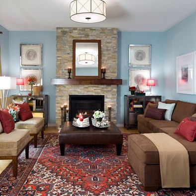 Small Casual Living Room Design, Pictures, Remodel, Decor ...
