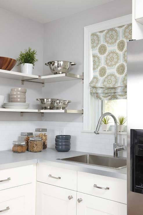 ikea ekby mossby shelf, transitional, kitchen | home | pinterest