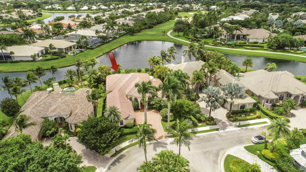 Ballenisles Country Club In Palm Beach Gardens