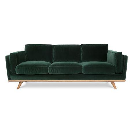 Dahlia 3 Seat Velvet Sofa 1 Living Room Sofa Sofa Furniture Sofa