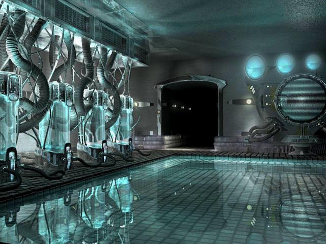 135293829 1280 960 scifi horror for Cyberpunk interior design