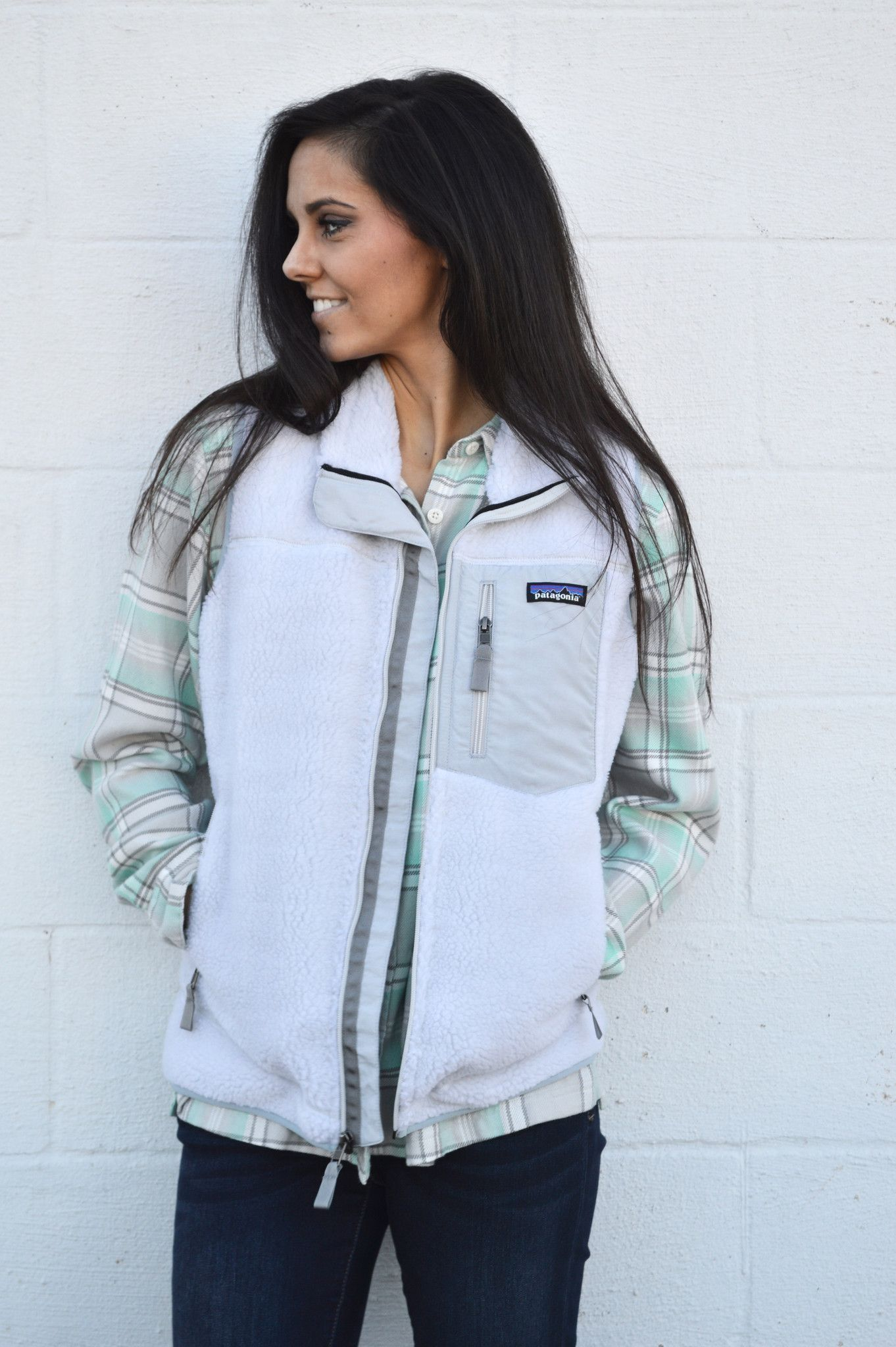 Vests tailored for women