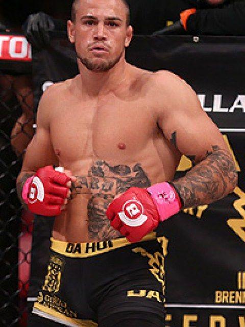 Brennan The Irish Bad Boy Ward MMA Stats, Pictures, News