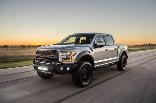 605 Hp 2017 Hennessey Velociraptor Shoots From 0 To 60 In 4 2