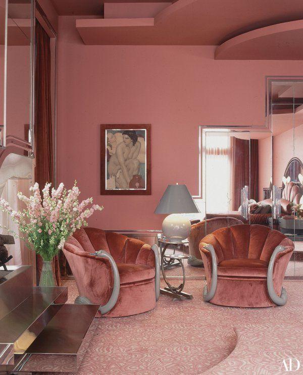 Art Deco Living Room Art Deco Living Room 80s Interior Design