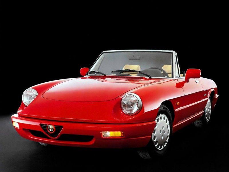 Alfa Romeo Spider 1990 1993 Alfa Romeo Spider Alfa Romeo Alfa Romeo Cars