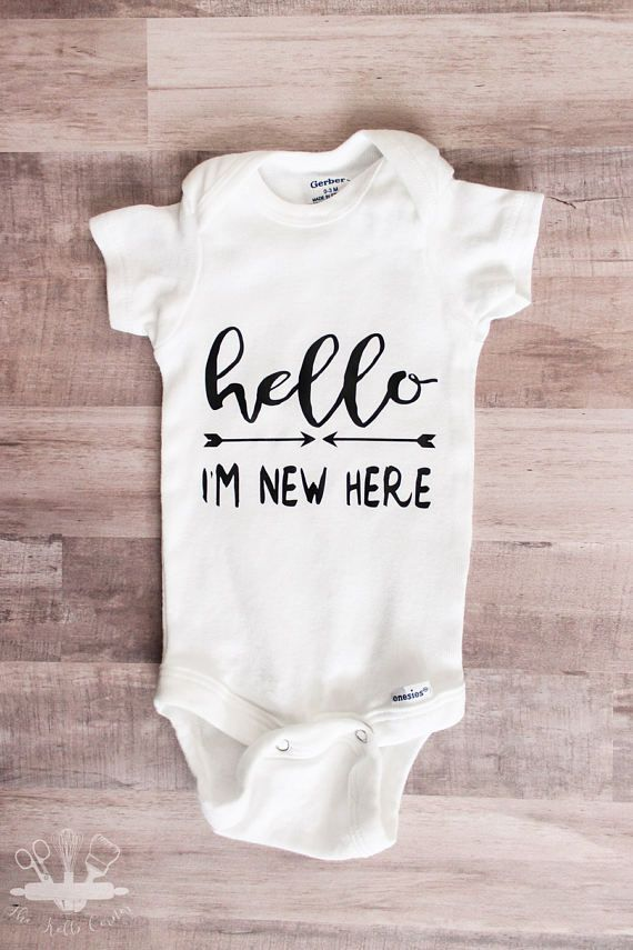 857c61b6d Baby Onesie