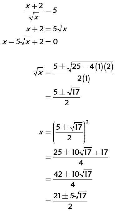 Solve By Rewriting The Equation And Using The Quadratic Formula Equation Math Math Equations