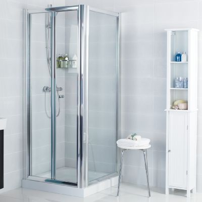 Haven Side Shower Enclosure Panels The Haven Side Panels Are Compatible With The Haven Bi Fold Bifold Shower Door Shower Enclosure Luxury Shower Enclosures