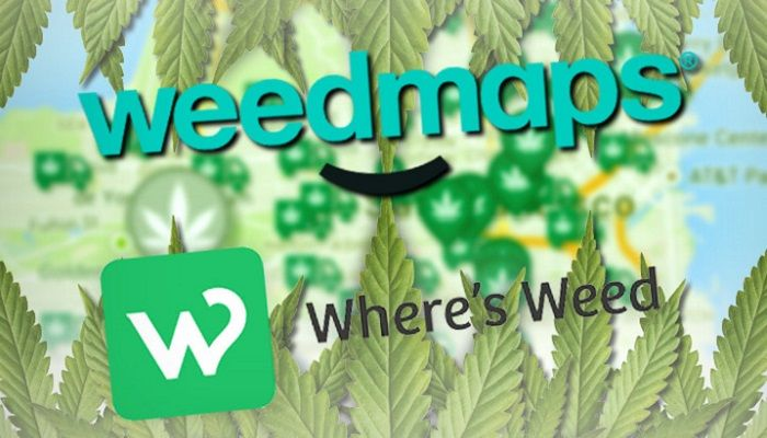 App Weedmaps Suing Competition For Theft Of