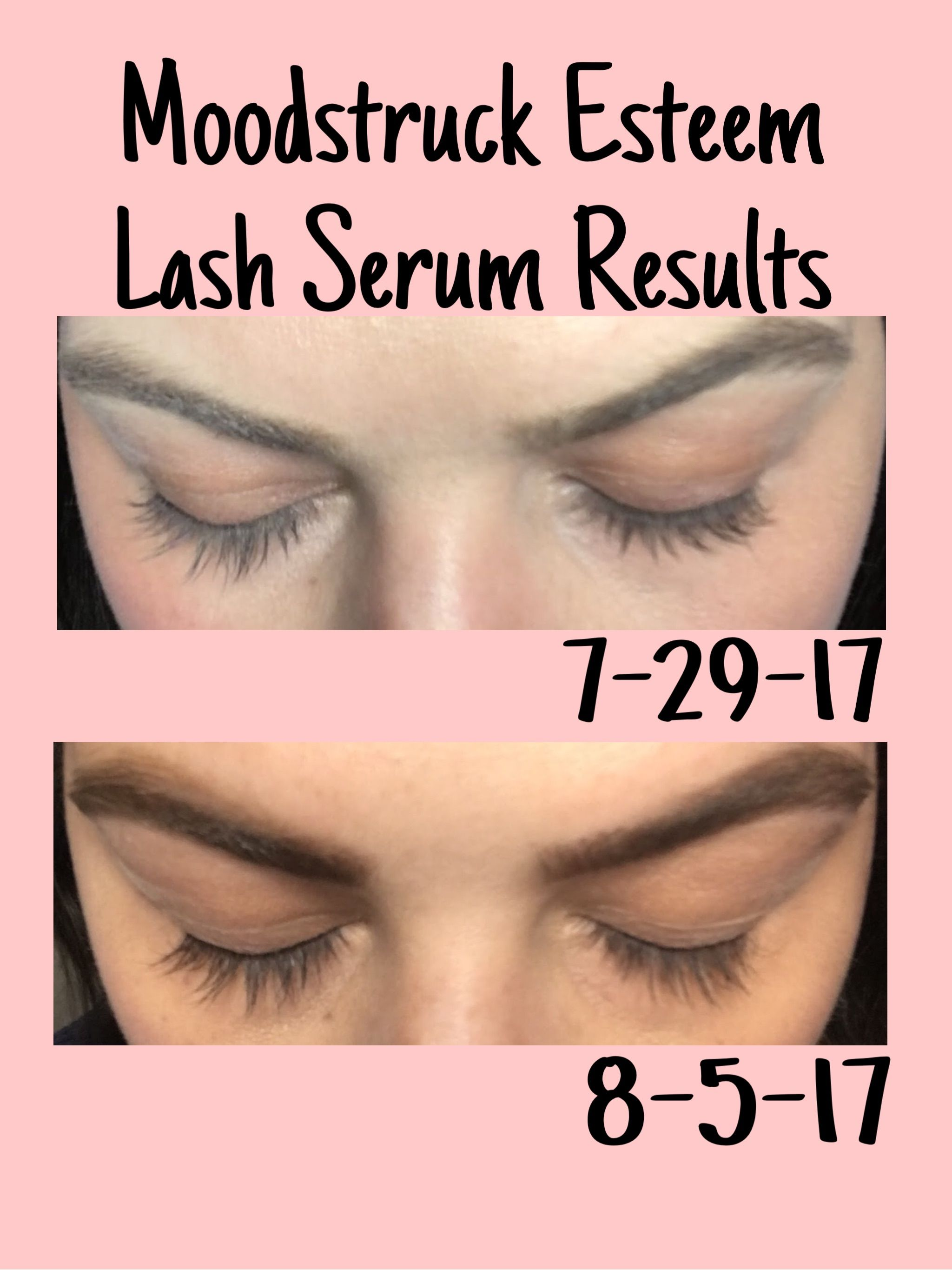 Moodstruck Esteem Lash Serum Results Have I Even Talked About