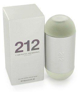 98453a69e My favorite this year-212 perfume for Women by Carolina Herrera ...