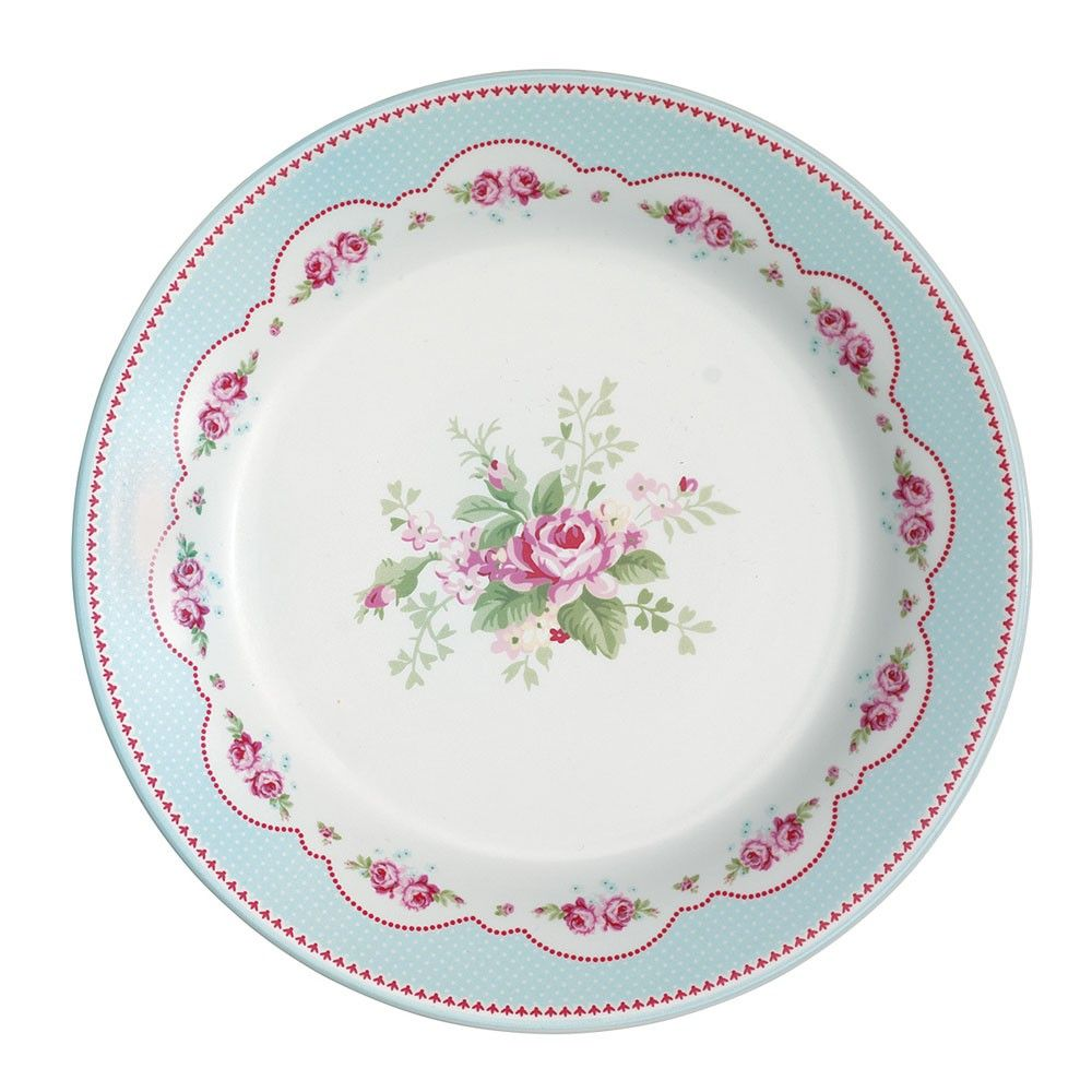 GreenGate Amy Plate Pale Blue  sc 1 st  Pinterest & GreenGate Amy Plate Pale Blue | Plates | Pinterest | Amy Miniatures ...