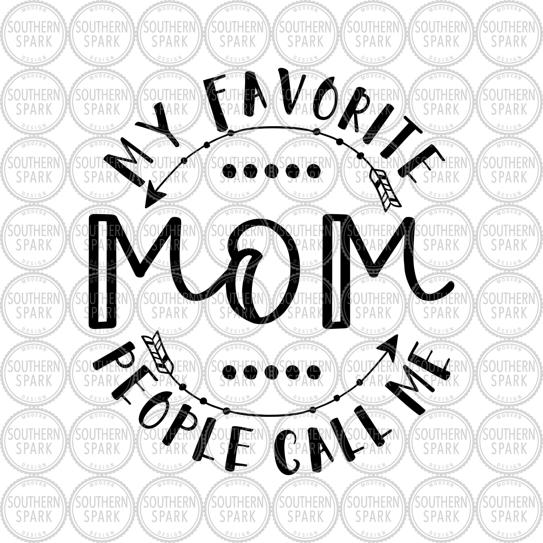 jpg My Best Friend Calls Me Mommy Cricut svg png Mom SVG
