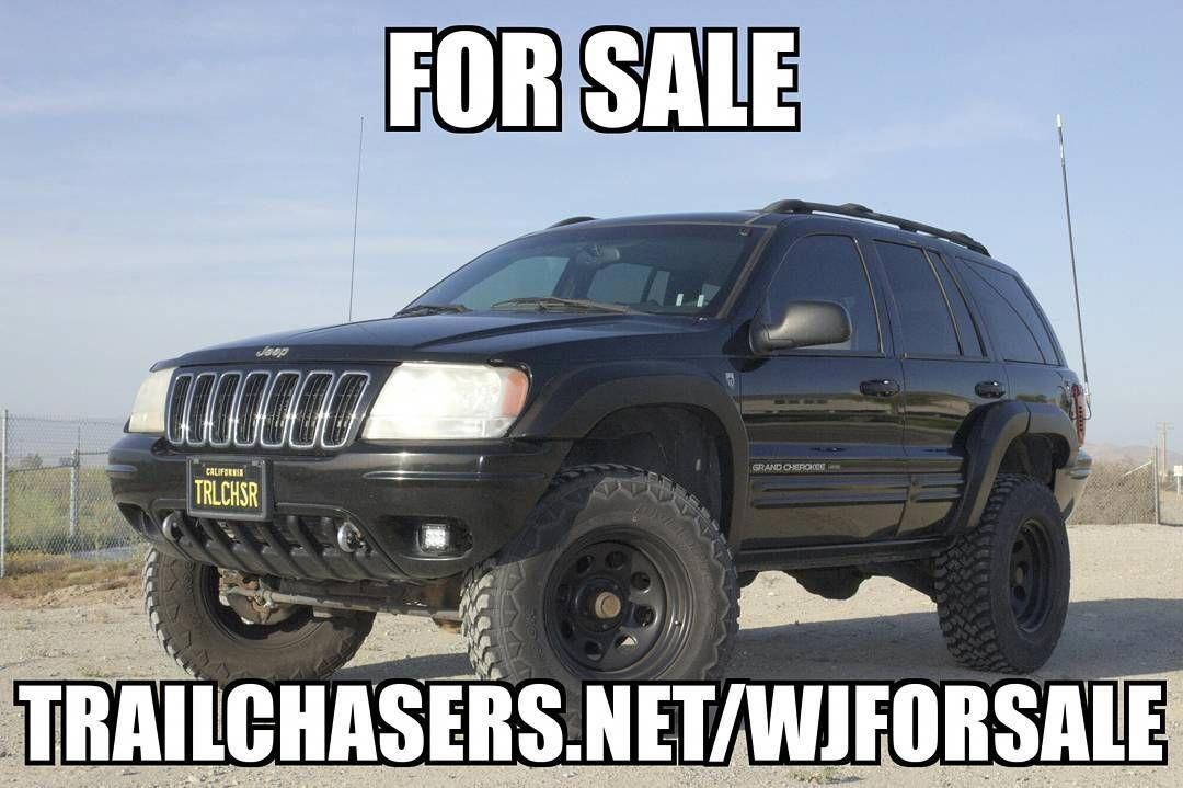 Grand Cherokee Limted 60th Anniversary Edition This Jeep Wj Is