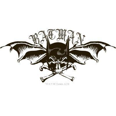 Batman Tat