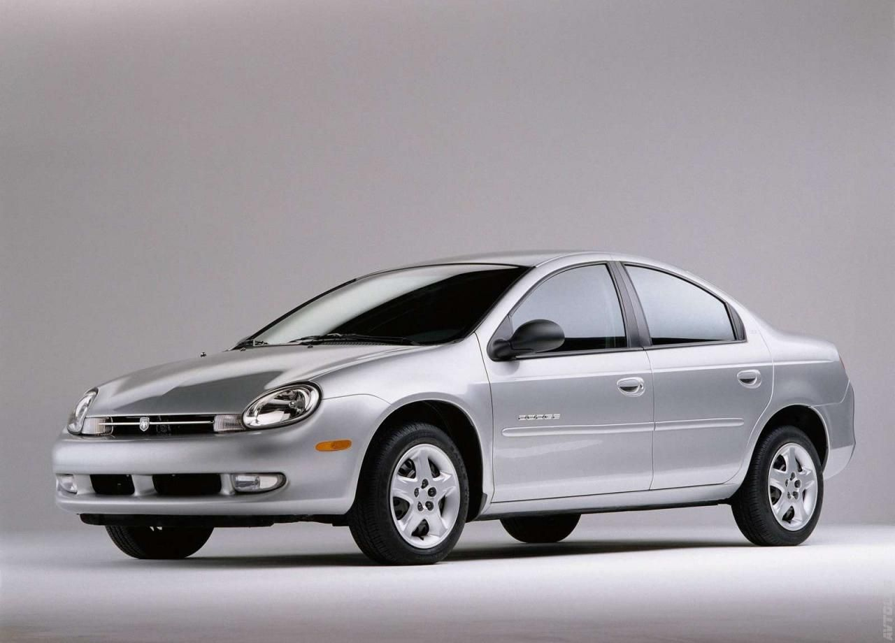 2000 Dodge Neon Autos, Coches y Motos