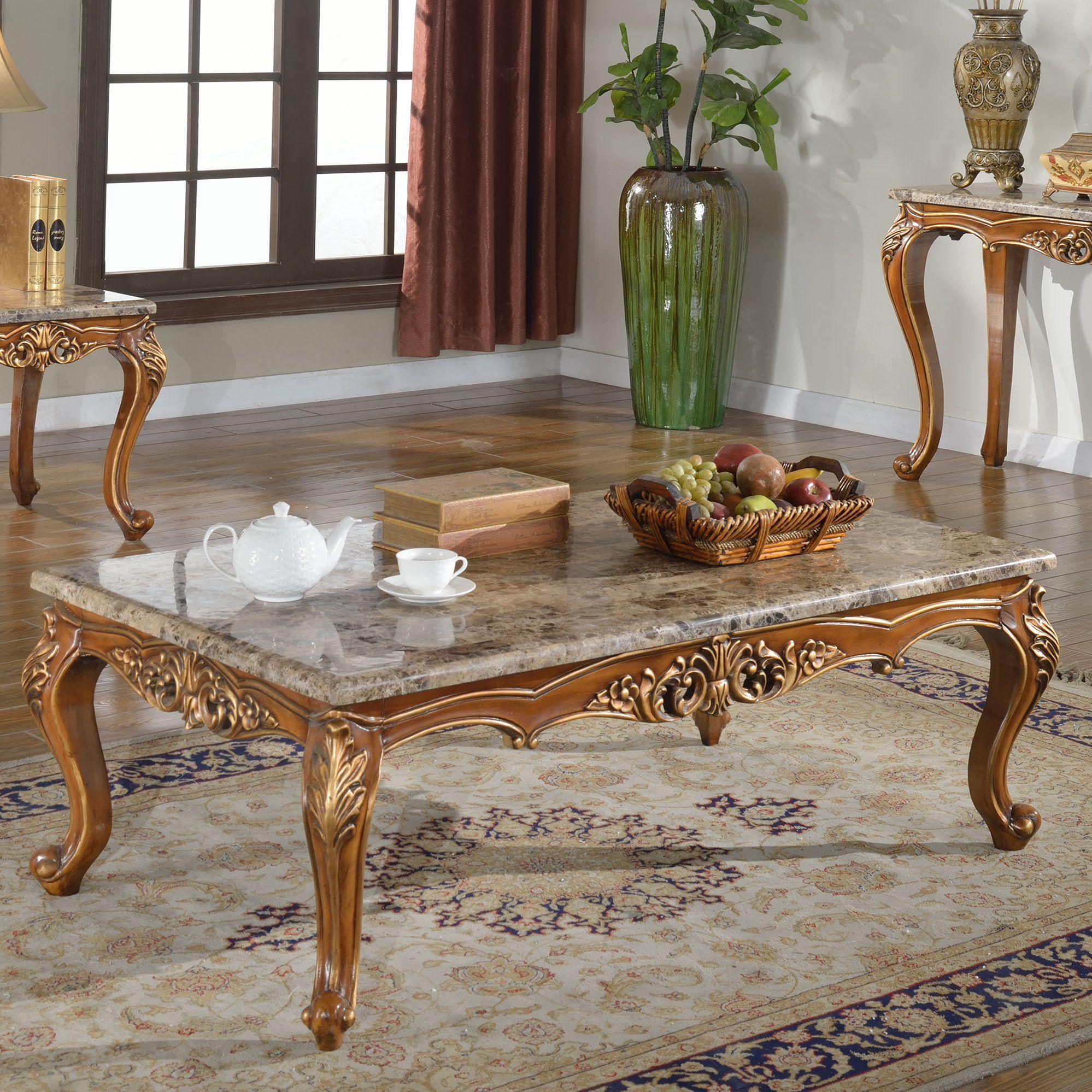 Bestmasterfurniture marble coffee table wayfair coffee