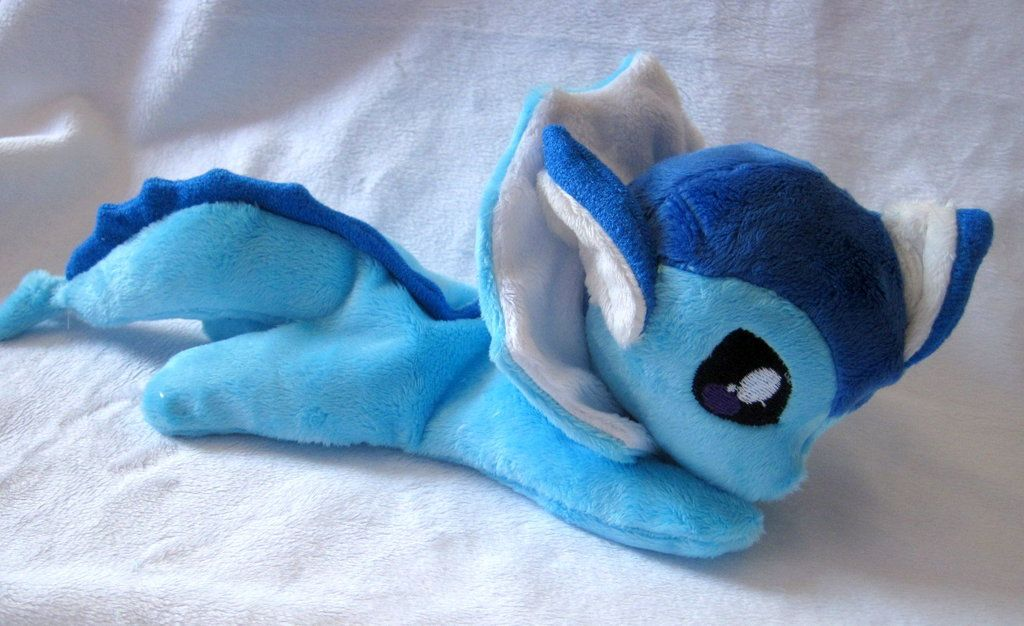 862e49297 Vaporeon Beanie Baby by FollyLolly on deviantART | Crafts | Baby ...