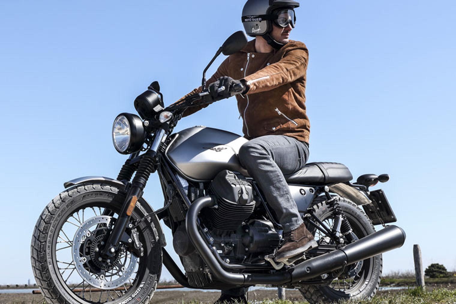 V7 Iii Rough Moto Guzzi Moto Sport