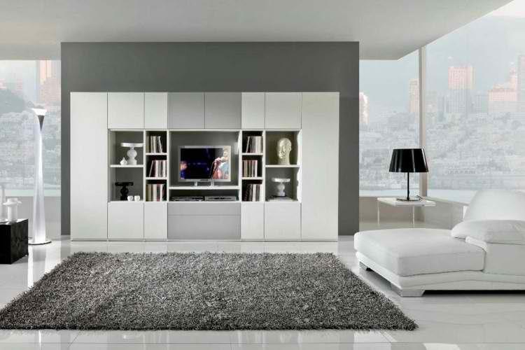 Salones modernos 50 ideas minimalistas incre bles - Ideas de salones modernos ...