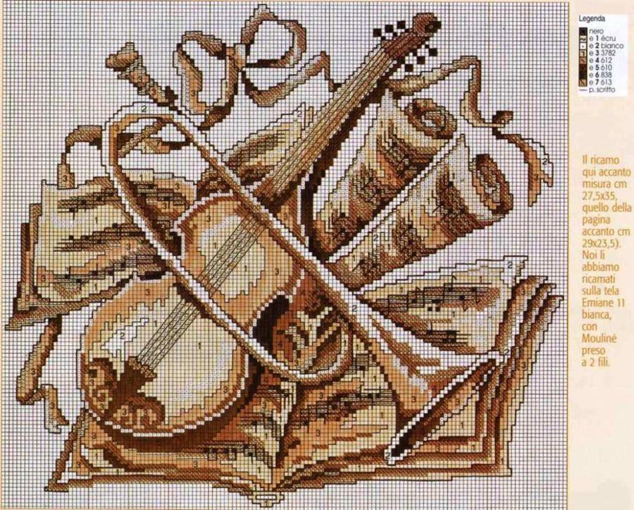 Amando la música del derecho | Punto Cruz 5 | Pinterest | El derecho ...