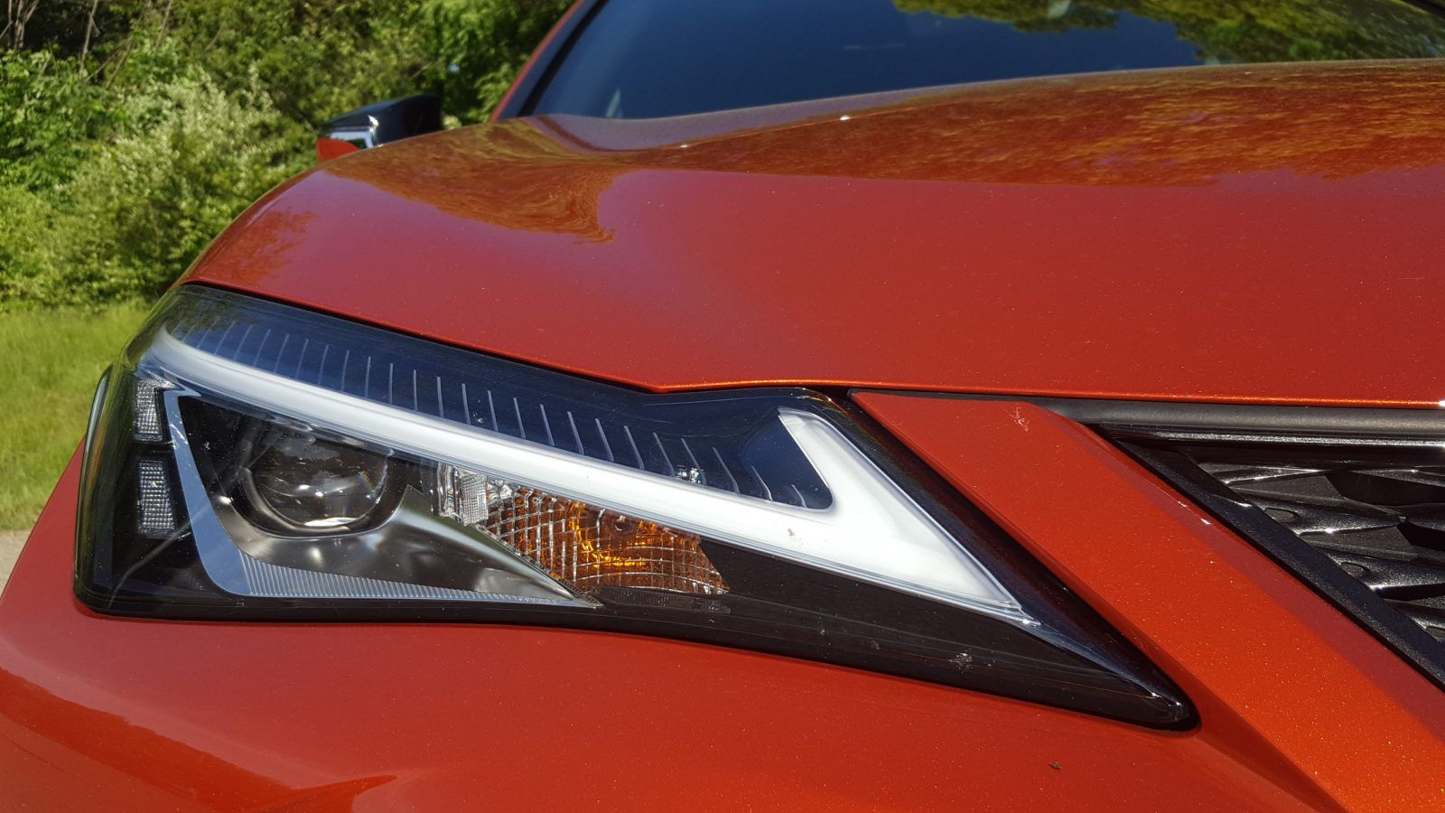 Road Test Review 2019 Lexus UX200 F Sport By Carl