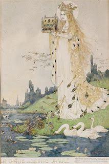 Thé au Jasmin: L'œuvre secrète de Gustav-Adolf Mossa, Musée Félicien Rops, Namur