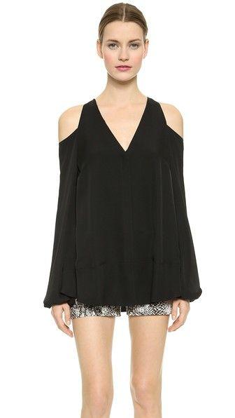 52f608afb64 Shoulderless Blouse | Blousie Shirtie | Tops, Blouse, Off shoulder tops