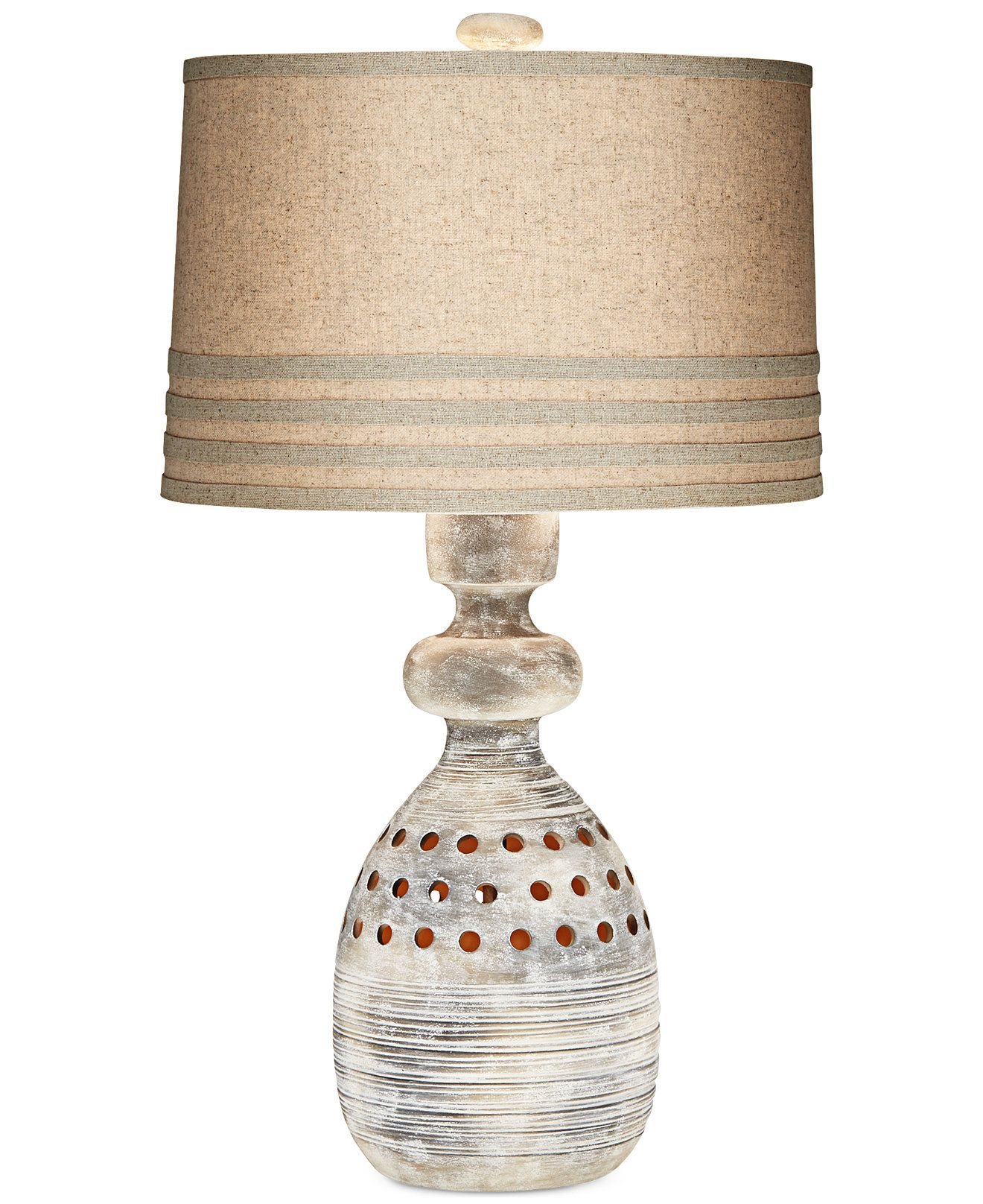 Pacific Coast Avarti Table Lamp Lighting & Lamps For The