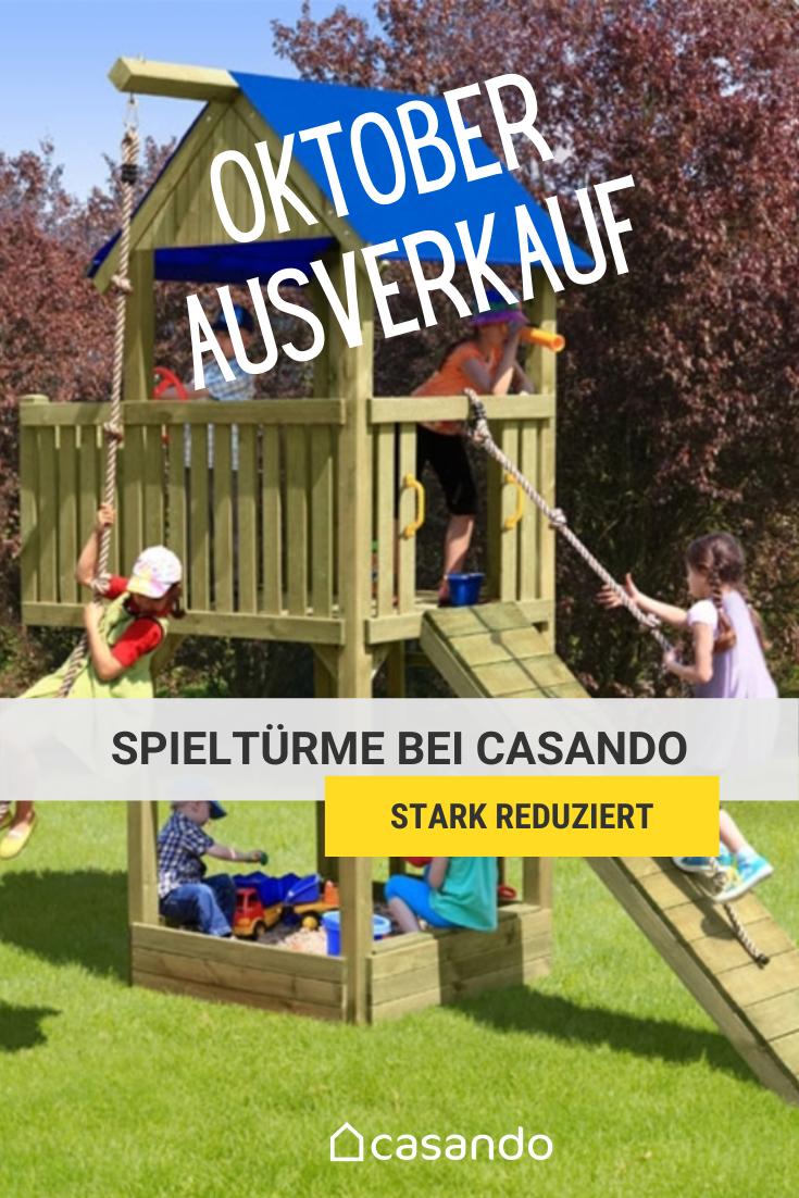 Spielturm Garten Aktion Spare Bares Geld Spielturm Turm Spiele