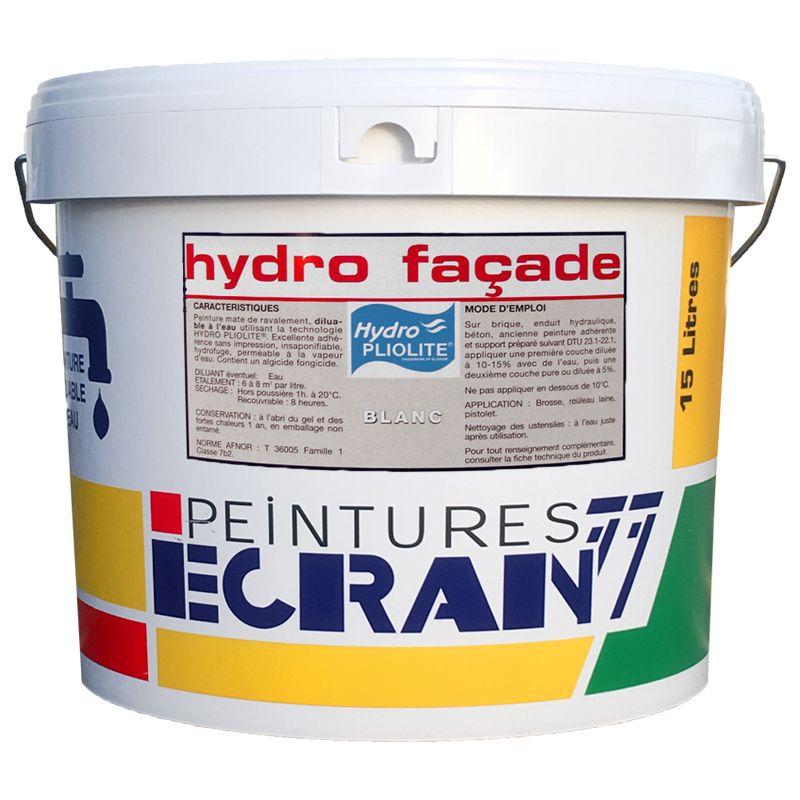 Peinture Professionnelle Hydro Pliolite Protection Et Decoration Facades Exterieures Hydro Facade En 2020 Avec Images Peinture Professionnelle Decoration Facade Plafond